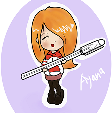 Ayana's corner!