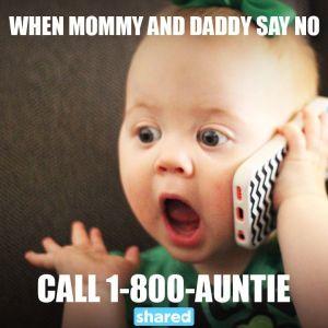 1-800-auntie